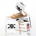 Creativity for Kids Make Your Own Pirate Ship Activity