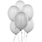 Silver Balloons