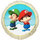 Super Mario Bros. Babies Foil Balloon