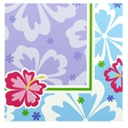 Hawaiian Girl Lunch Napkins (16)