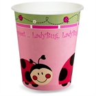 LadyBugs: Oh So Sweet 9 oz. Cups (8)