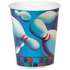 Paper Bowling Cups