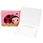 LadyBugs: Oh So Sweet Invitations (8)