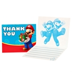 Super Mario Party Thank-You Notes (8)