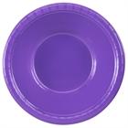Purple Plastic Bowls (20)