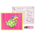 Lovely Ladies Tea Party Activity Placemat Kit