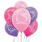 Hello Kitty Latex Balloons (6)