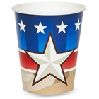 Camo Army Soldier Cups (8)