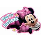Disney Minnie Mouse Invitations (8)