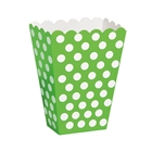 Green Dot Treat Boxes (8)