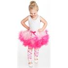 Ballerina Pink Leg Warmers