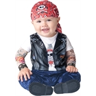 Born to be Wild Infant/Toddler Costume