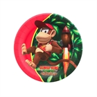 Donkey Kong Dessert Plates (8)