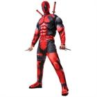Deadpool Deluxe Adult Plus Costume
