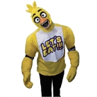 Five Nights at Freddys: Chica Teen Costume