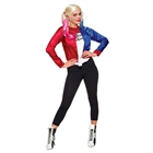 Suicide Squad: Harley Quinn Teen Costume Kit
