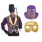 Mardi Gras Accessory Bundle