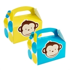Mod Monkey Empty Favor Boxes (4)