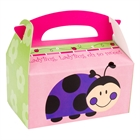 LadyBugs Oh So Sweet Empty Favor Boxes (4)