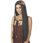 Sexy Indian Princess Adult Wig
