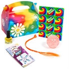 Tie Dye Party Favor Box