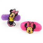 Disney Minnie Mouse Hair Ponies Assorted