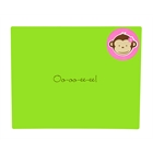 Pink Mod Monkey Activity Placemats (4)