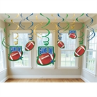 Football Swirl Decorations (12)