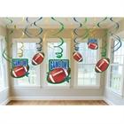 Football Swirl Decorations (12)
