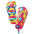 Flip Flops Shaped Jumbo Foil Balloon
