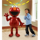 Elmo Airwalker Foil Balloon