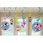 Disney Minnie Mouse Hanging Swirls (6)