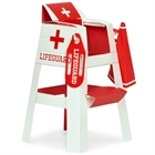 Pool Party Lifeguard Chair Placecard Holders (8)