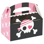 Pretty Pirates Party Empty Favor Boxes (4)
