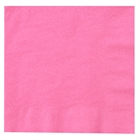 Pink Lunch Napkins (50)