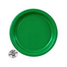 Green Dessert Plates (24)