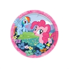 My Little Pony Friendship Magic Dessert Plates (8)
