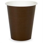 Brown 9 oz. Cups (24)