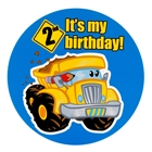 Construction Pals 2nd Birthday Invitations (8)