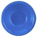 Blue Plastic Bowls (24)
