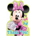 Disney Minnie Mouse Thank You Notes (8)