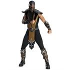 Mortal Kombat - Scorpion Deluxe Adult Costume