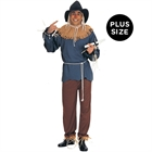 The Wizard of Oz - Scarecrow Adult Plus Costume