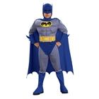 Batman Brave & Bold Deluxe M/C Batman Toddler / Child Costume