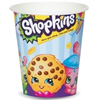 Shopkins 9 oz. Paper Cups (8)