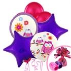 Owl Blossom Balloon Bouquet