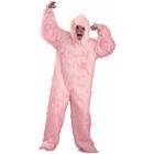Pink Gorilla Adult Costume