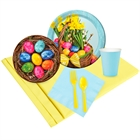 Easter Beautiful Basket Party Pack for 24