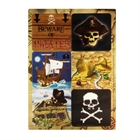 Pirates Sticker Sheets