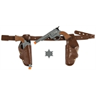 Authentic Western Gunman Belt & Holster Kids